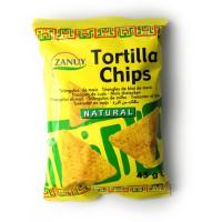 Nacho Chips Triangulares de Maíz Natural
