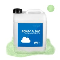 Color foam doble concentrado verde
