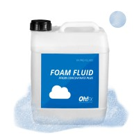 Color foam doble concentrado azul